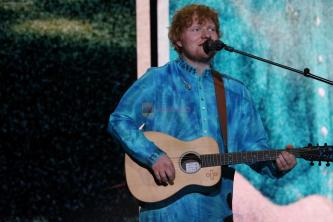 Ed Sheeran's Live Concert In Mumbai on 19th Nov 2017 shown to user