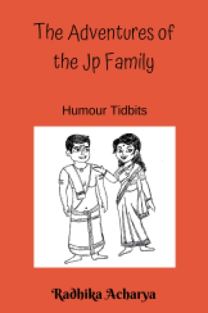 The Adventures of the Jp Family Book Cover